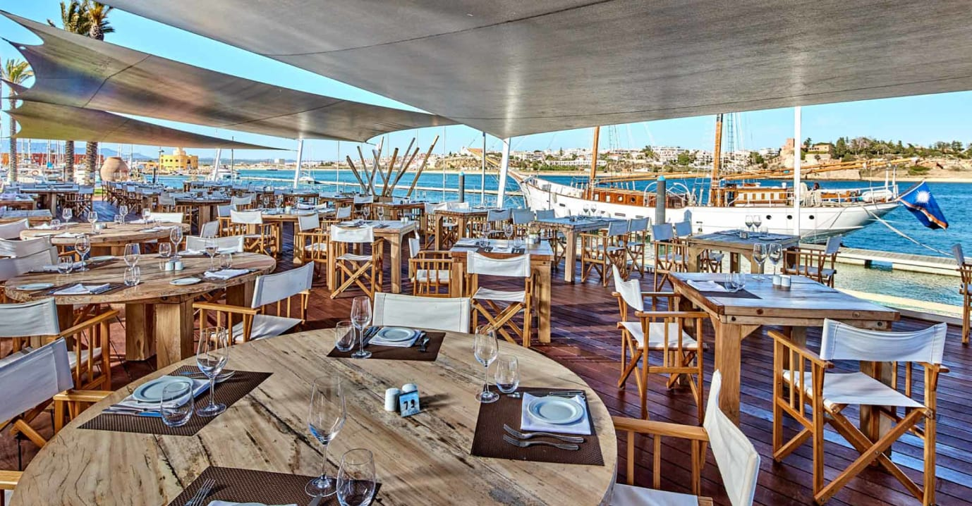 Restaurants And Bars At Tivoli Marina Portimão Algarve Resort