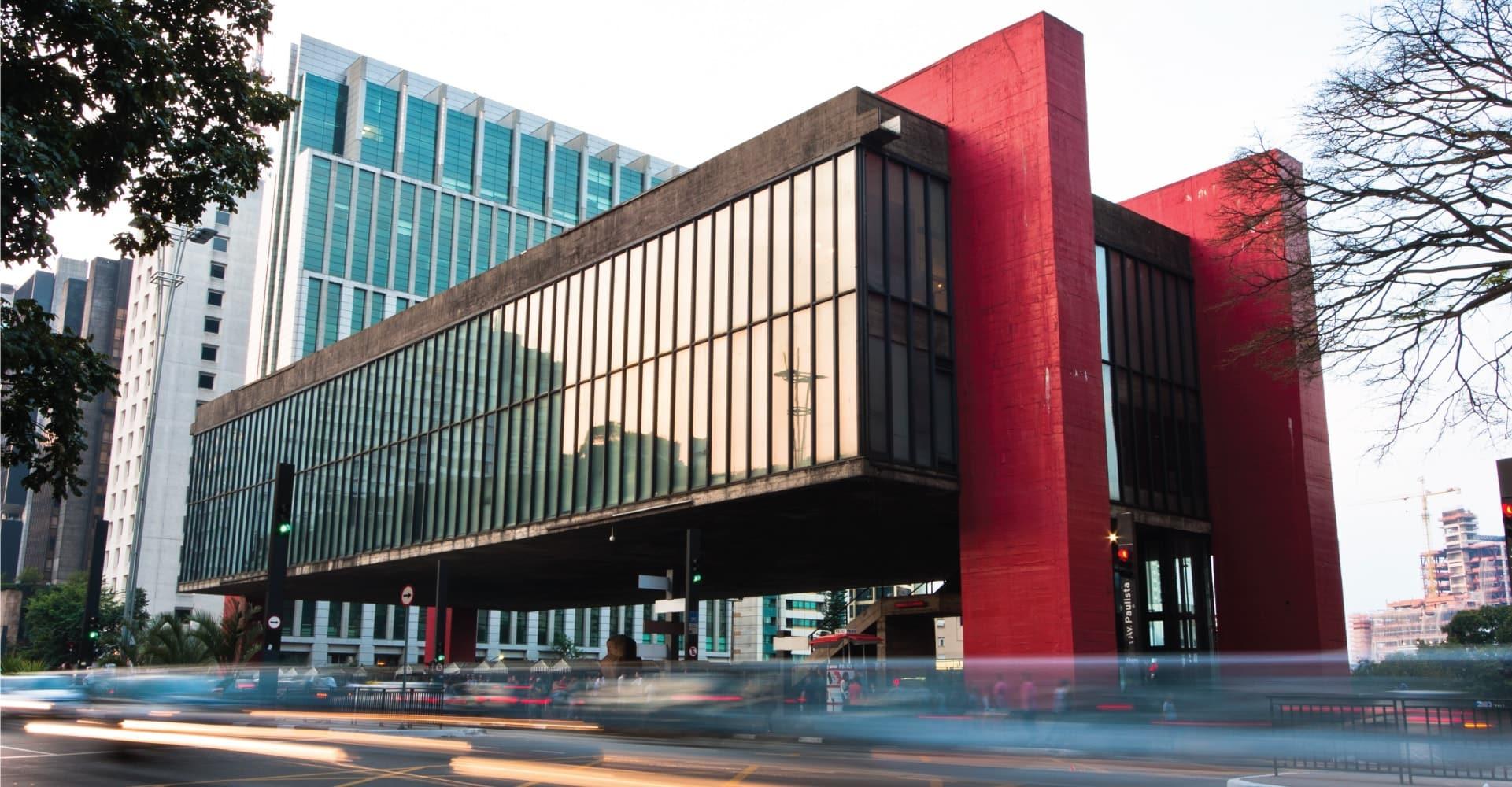 تجول داخل متاحف العالم دون سفر - متحف الفنون بساو باولو