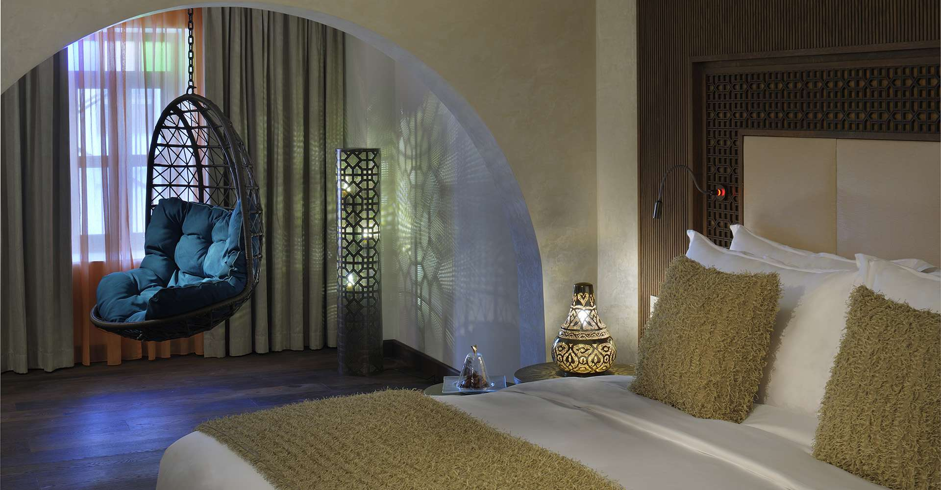 Five Star Hotels in Doha   Rooms at Al Bidda Boutique Hotel