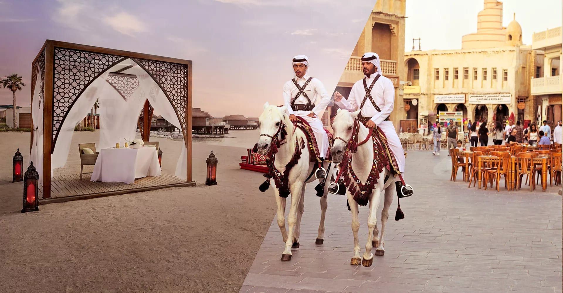 Doha Hotel Packages | Banana Island Beach Access Package