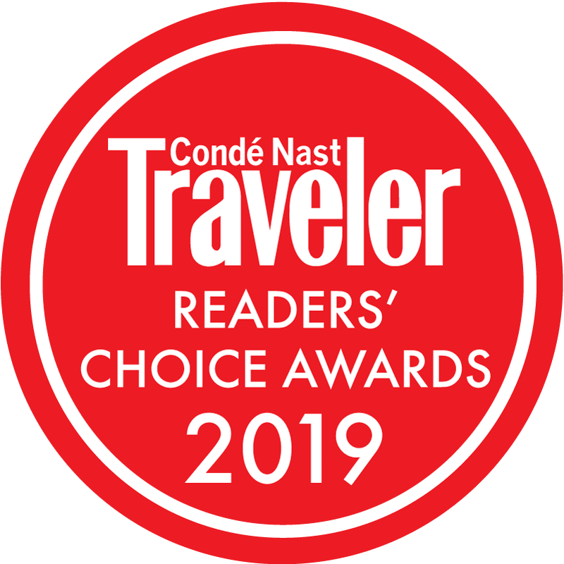 SWBH Conde Nast Travel Award 2019_800x800