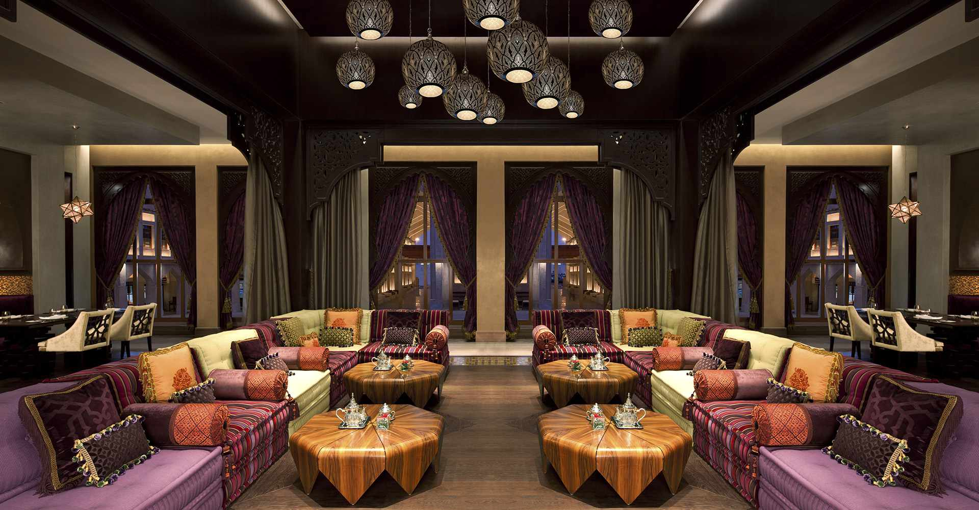Dining in Doha | Dining at Argan Restaurant