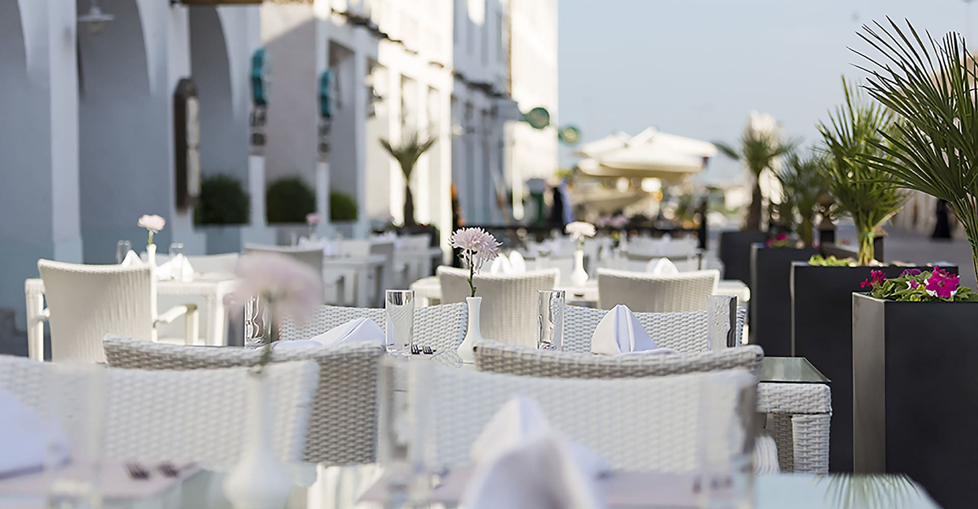 Restaurant Doha   Dining at La Patisserie