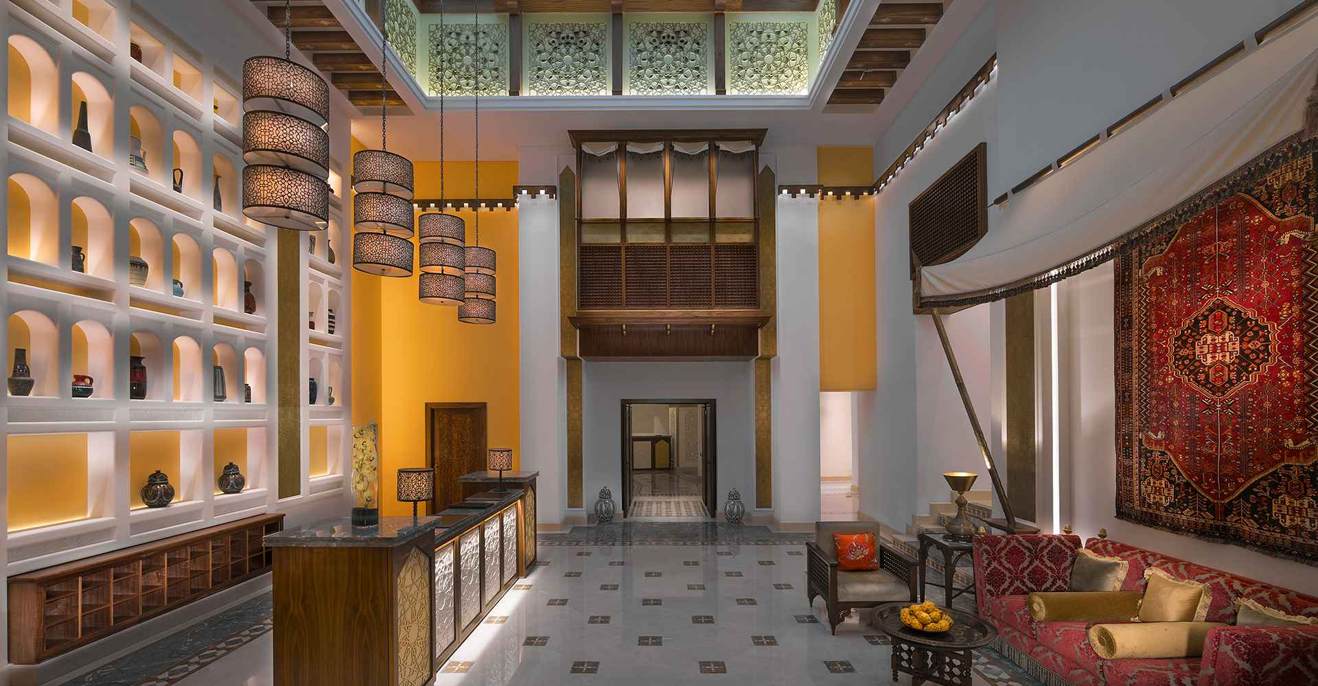 Boutique Hotel Doha   Rooms at Najd Boutique Hotel