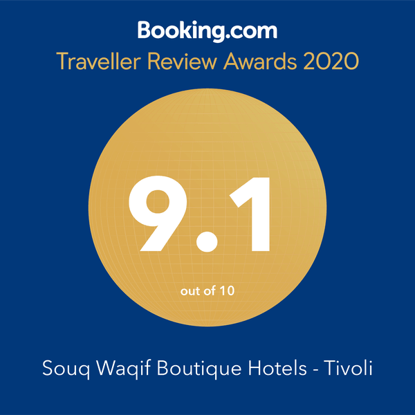 Souq Waqif Boutique Hotels by Tivoli Qatar 2020 Booking.com Traveller Review Awards