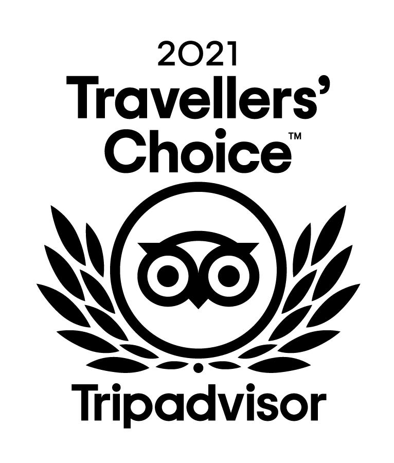 Winner of Tripadvisor Traveller's Choice Award 2021 for Souq Waqif Boutique Hotels by Tivoli, Doha Qatar