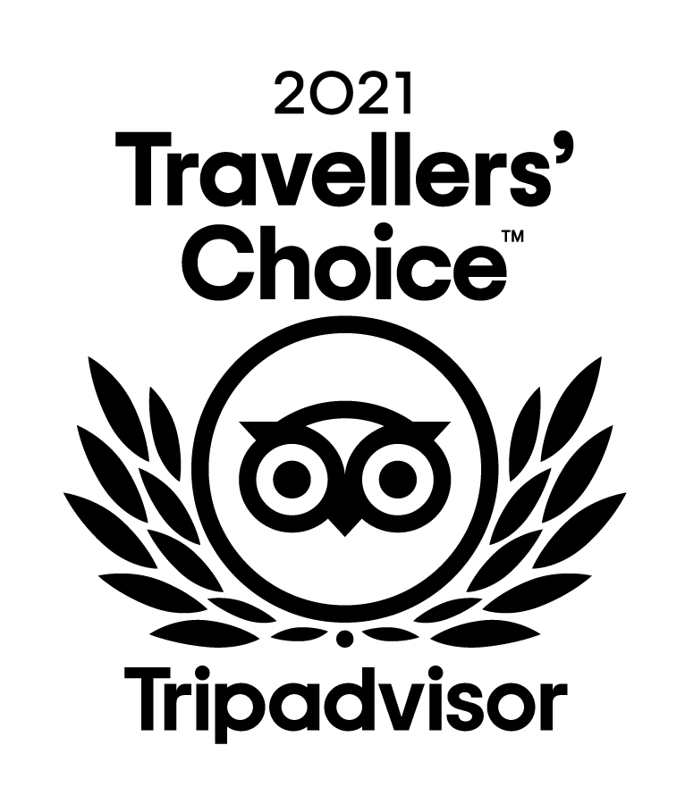 Winner of Tripadvisor Travellers' Choice Award 2021 for Souq Waqif Boutique Hotels by Tivoli, Doha Qatar