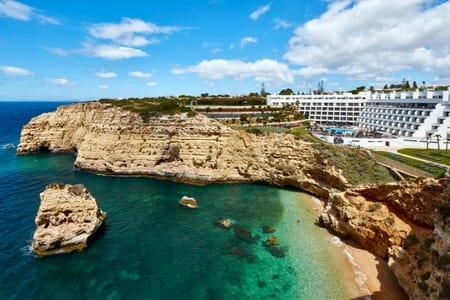 Tivoli Carvoeiro Hotel 5 Star Resort In Algarve Portugal
