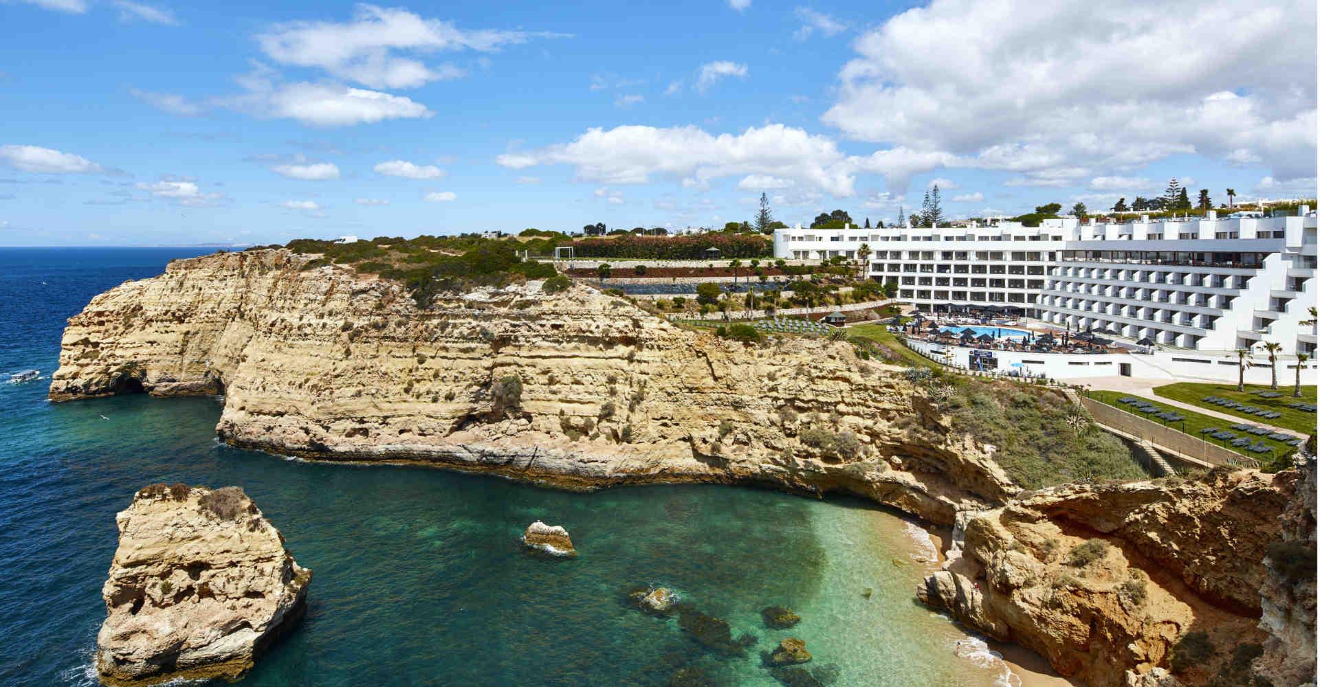 Tivoli Carvoeiro Ein 5 Sterne Resort In Carvoeiro Algarve