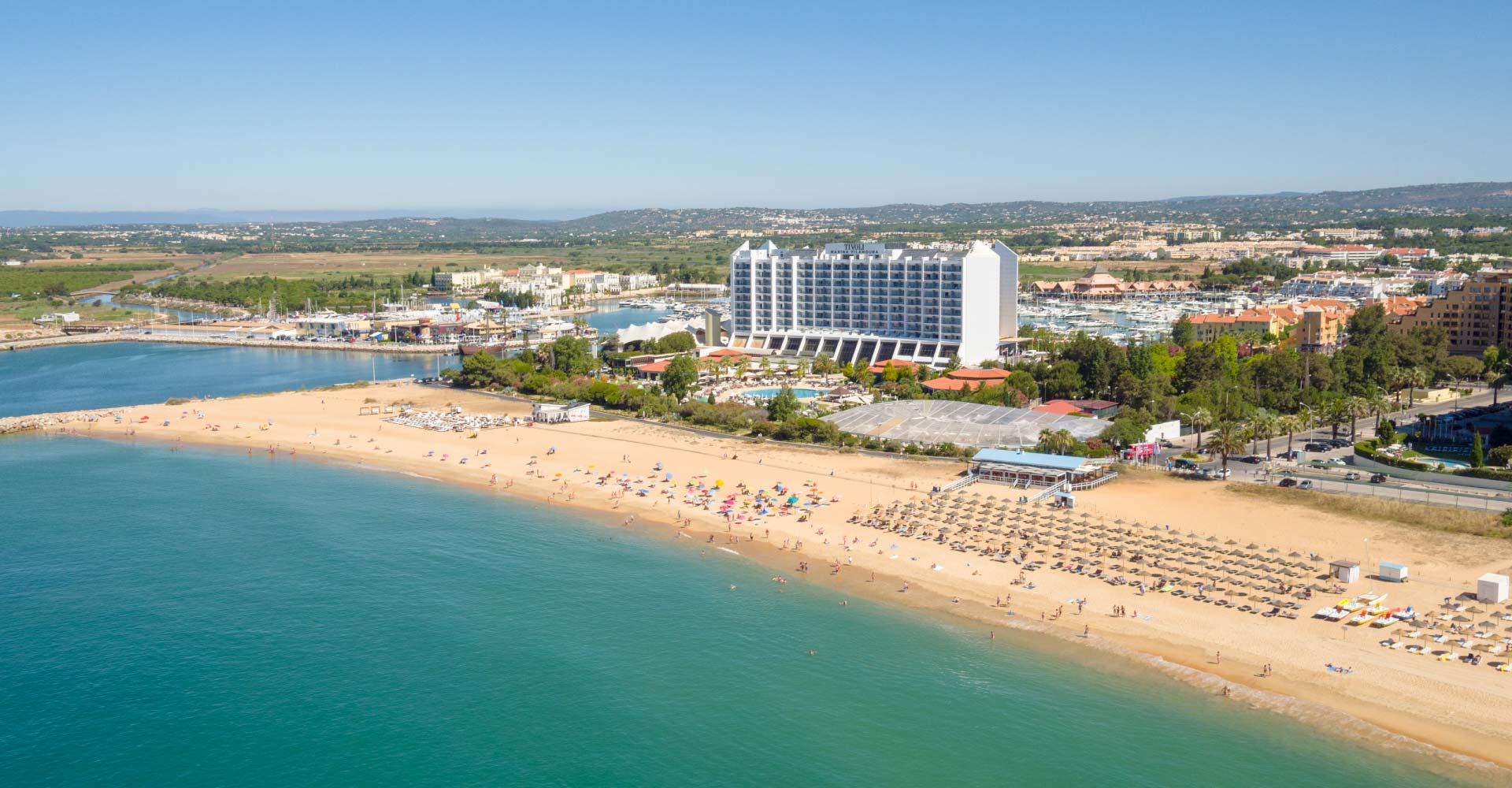 Tivoli Marina Vilamoura Ein 5 Sterne Resort In Vilamoura Algarve
