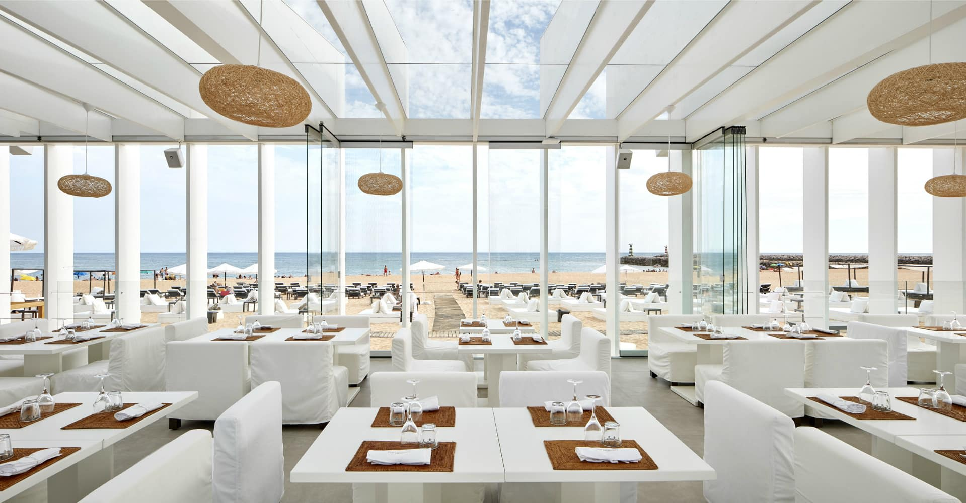 Restaurants and Bars at Tivoli Marina Vilamoura Algarve Resort