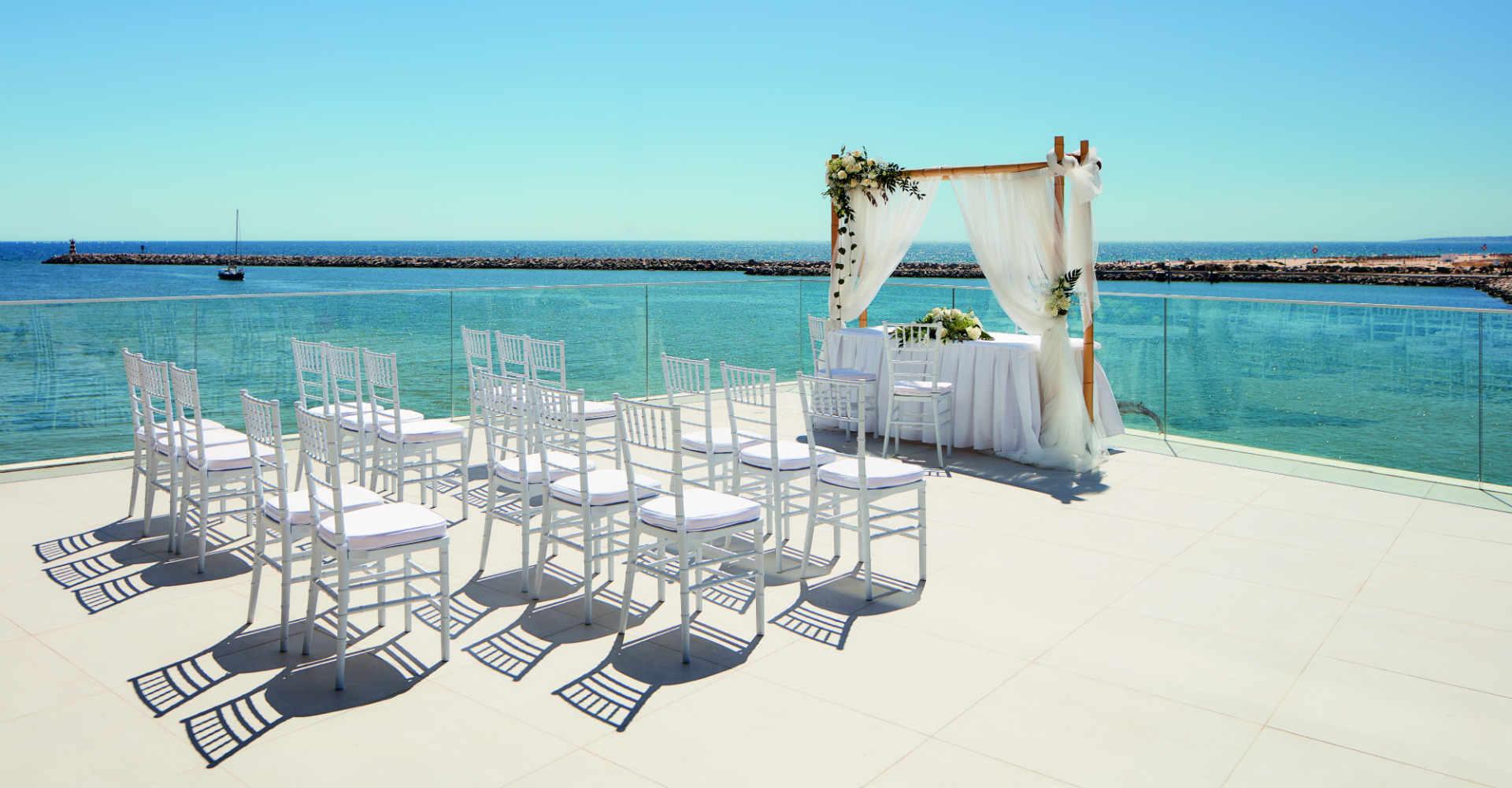 Beach Weddings In Algarve Tivoli Marina Vilamoura