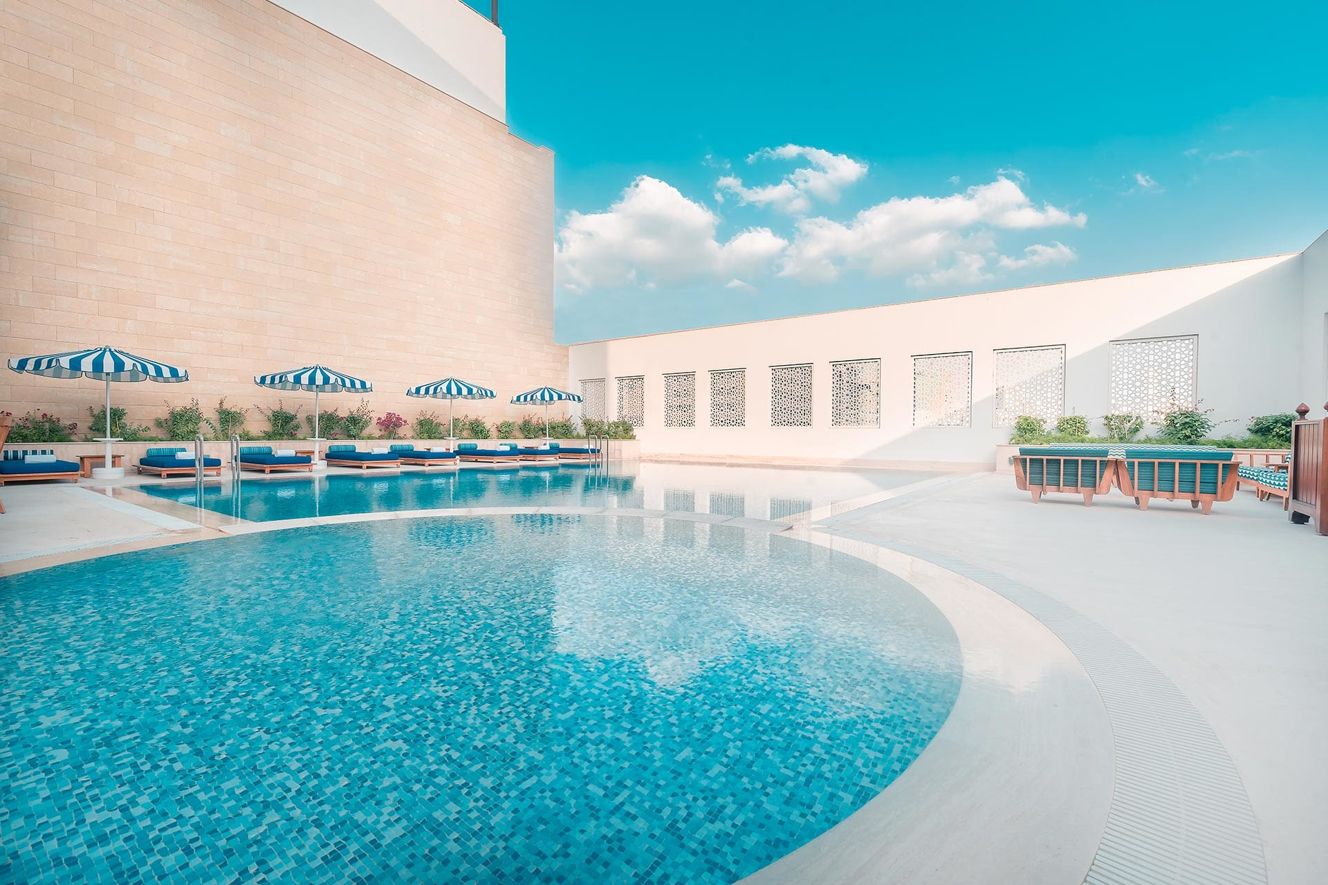 Al Najada Doha Hotel by Tivoli - Pool