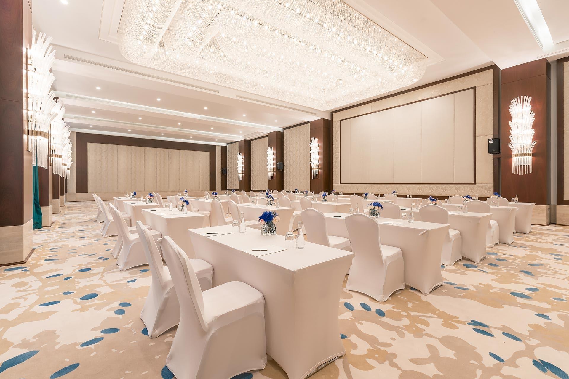 Al Najada Doha Hotel by Tivoli - Grand Ballroom