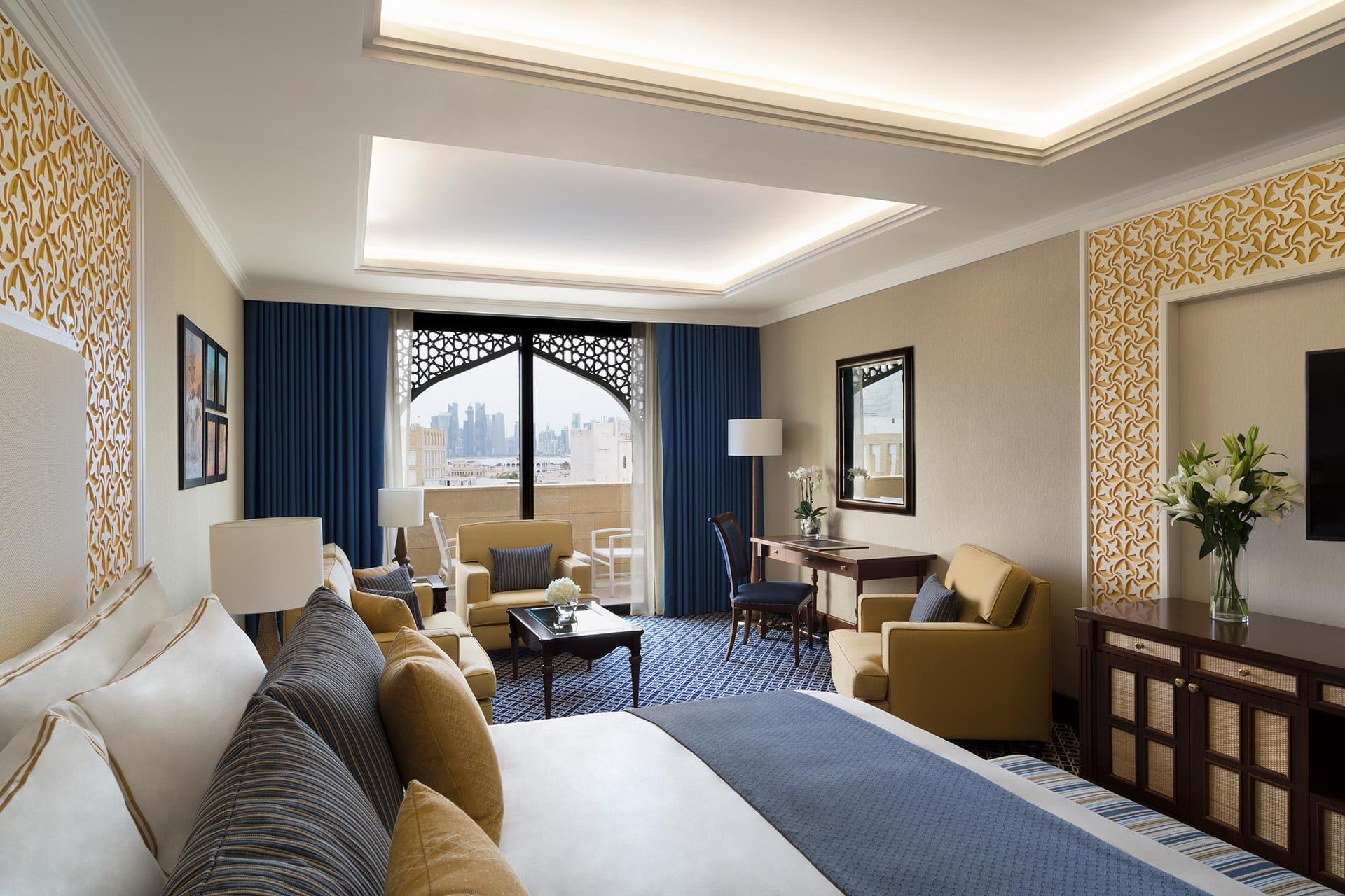 Al Najada Doha Hotel by Tivoli - Deluxe Room Daytime