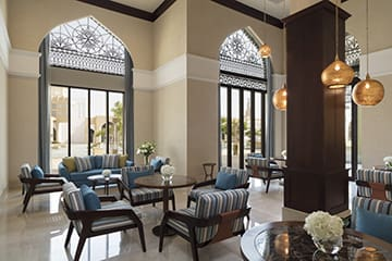 Canela cafe at Al Najada
