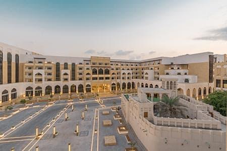 Hotels near Doha Airport | Contact Al Najada hotel by Tivoli | Location