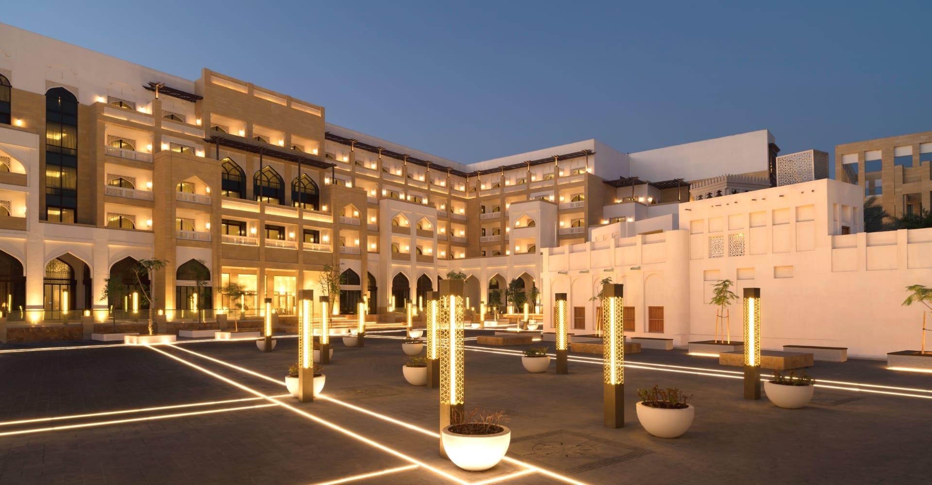 Hotels in Doha Qatar | Al Najada Hotel by Tivoli Official Site