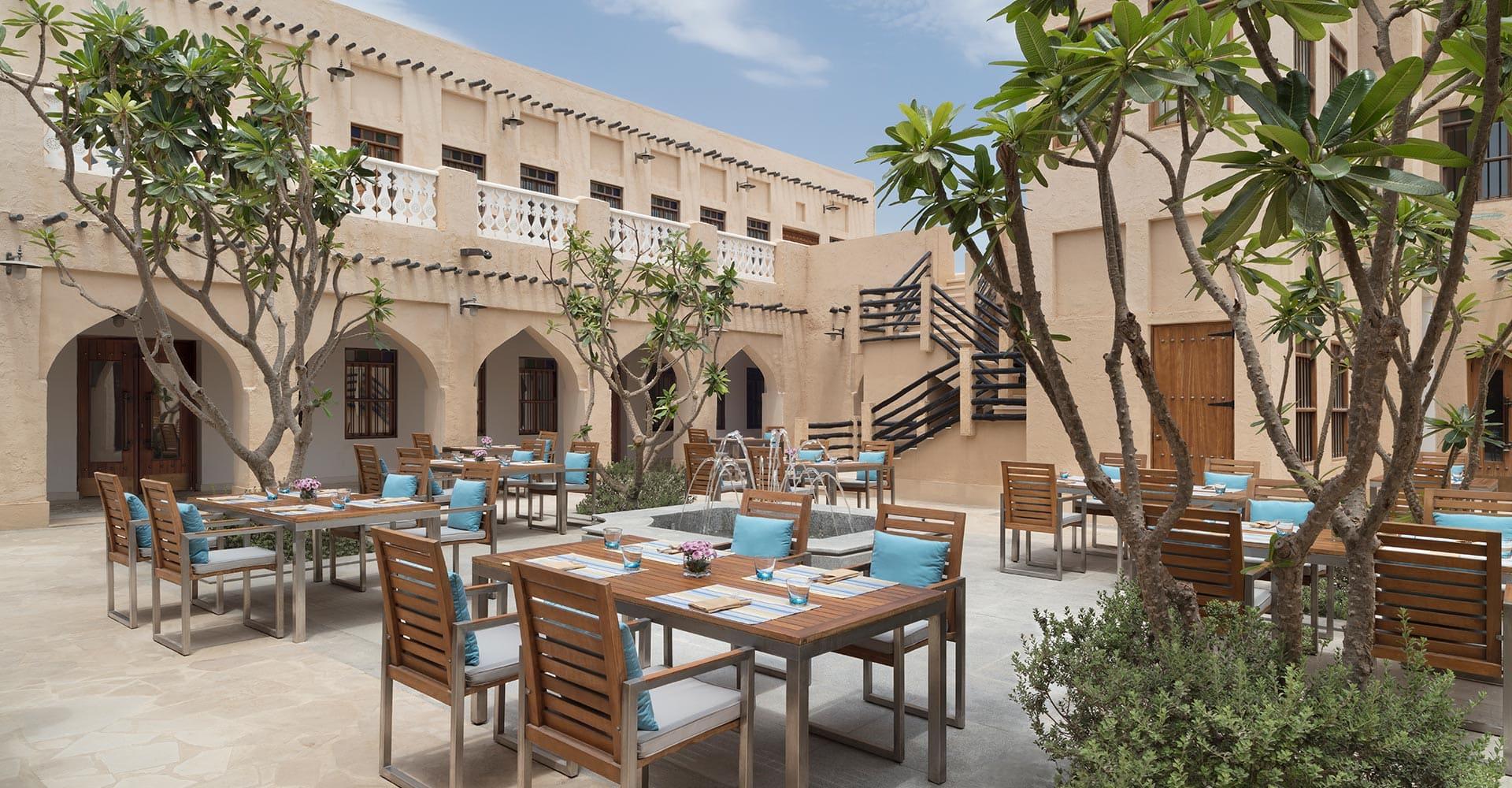 Restaurants in Wakra | Dining at Souq Al Wakra Hotel | Restaurants