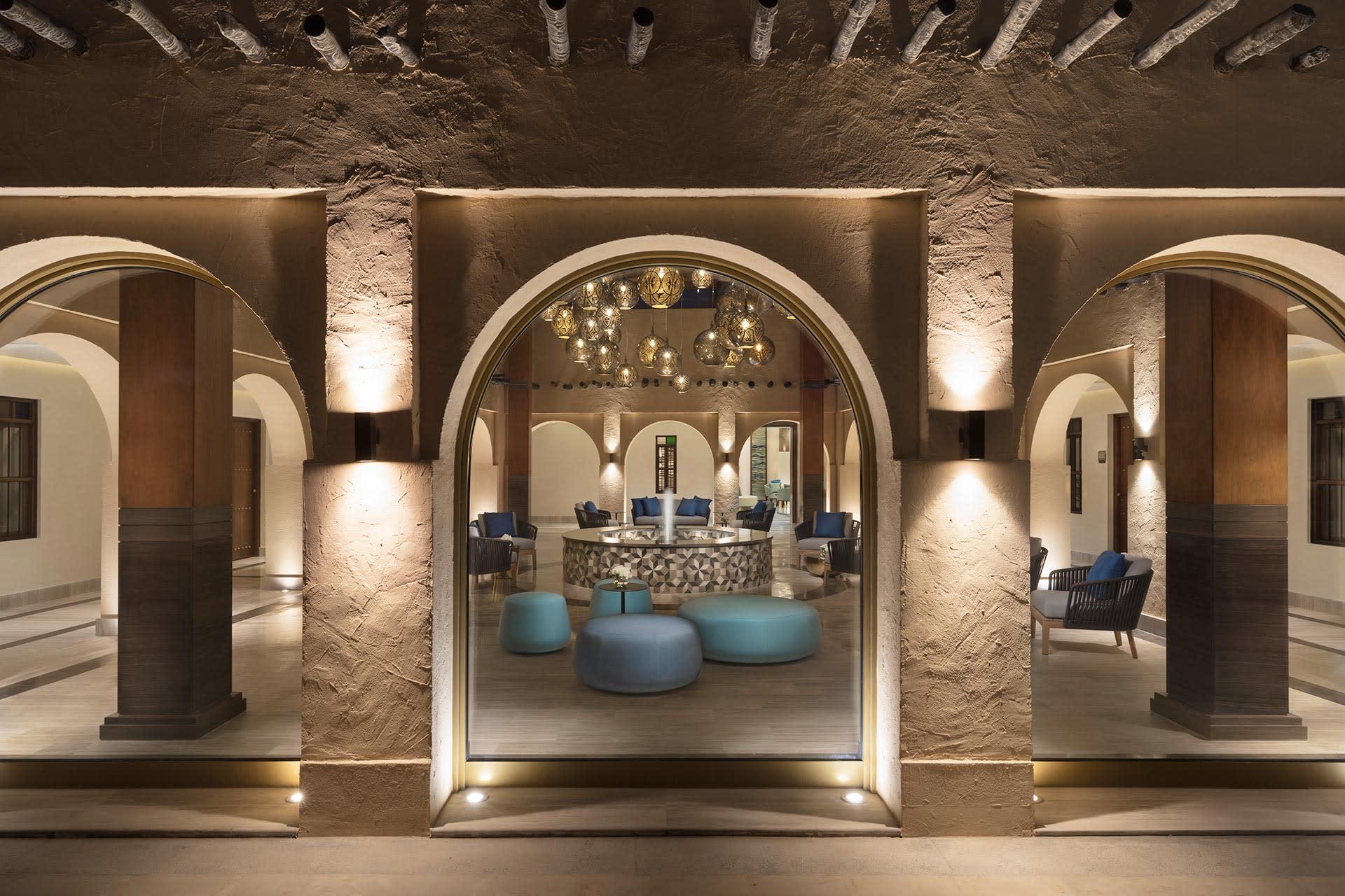 Souq Al Wakra Hotel Qatar by Tivoli - Lobby
