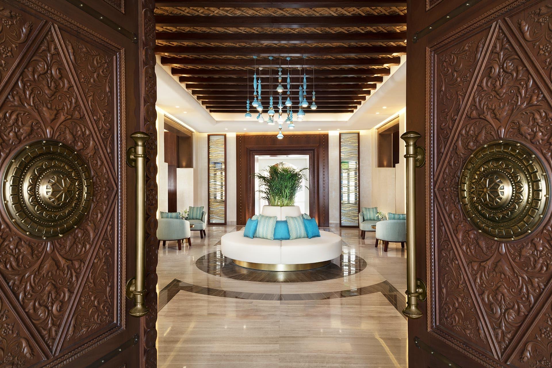 Souq Al Wakra Hotel Qatar by Tivoli - North Lobby