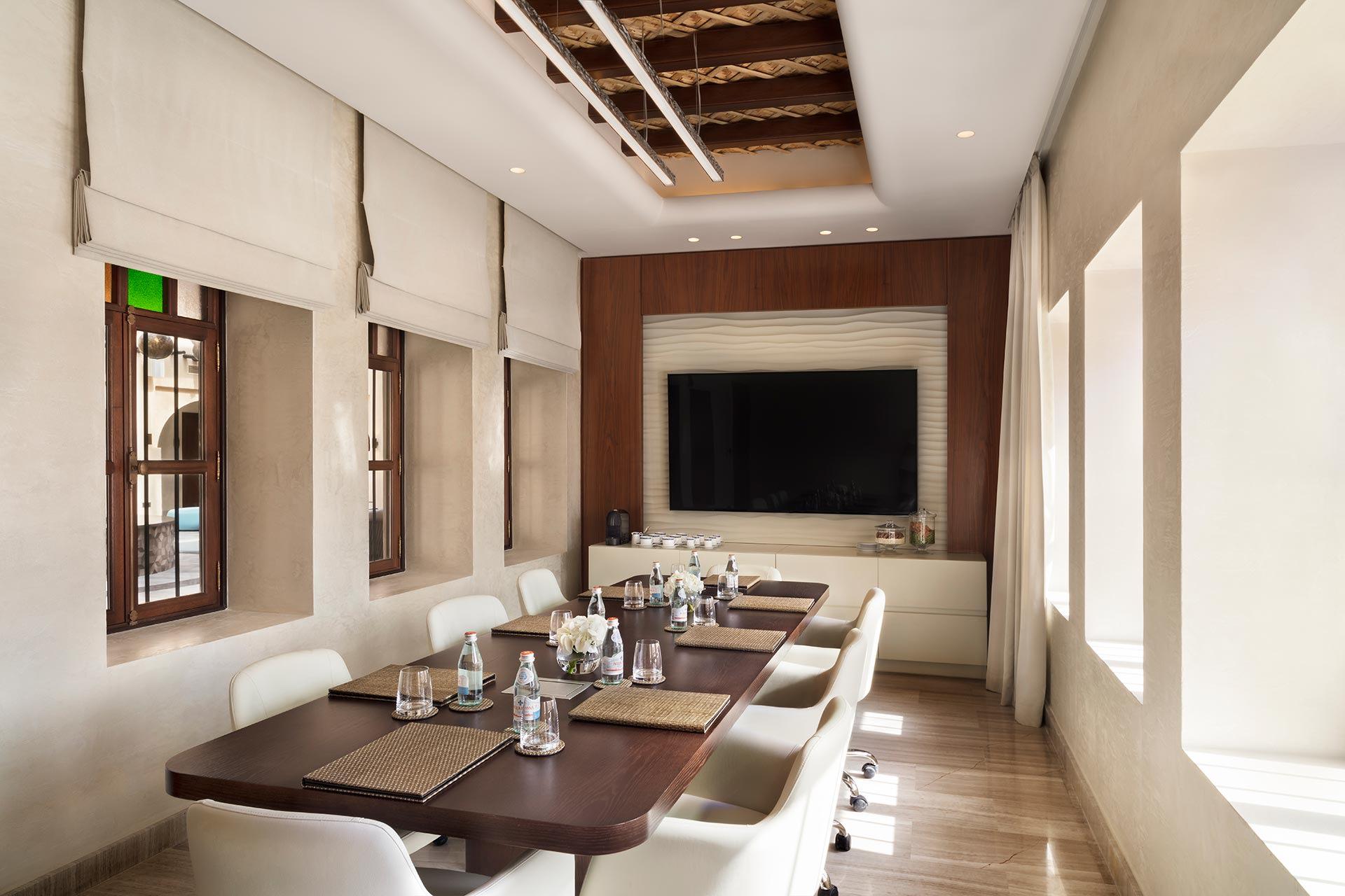 Souq Al Wakra Hotel Qatar by Tivoli - Board Room