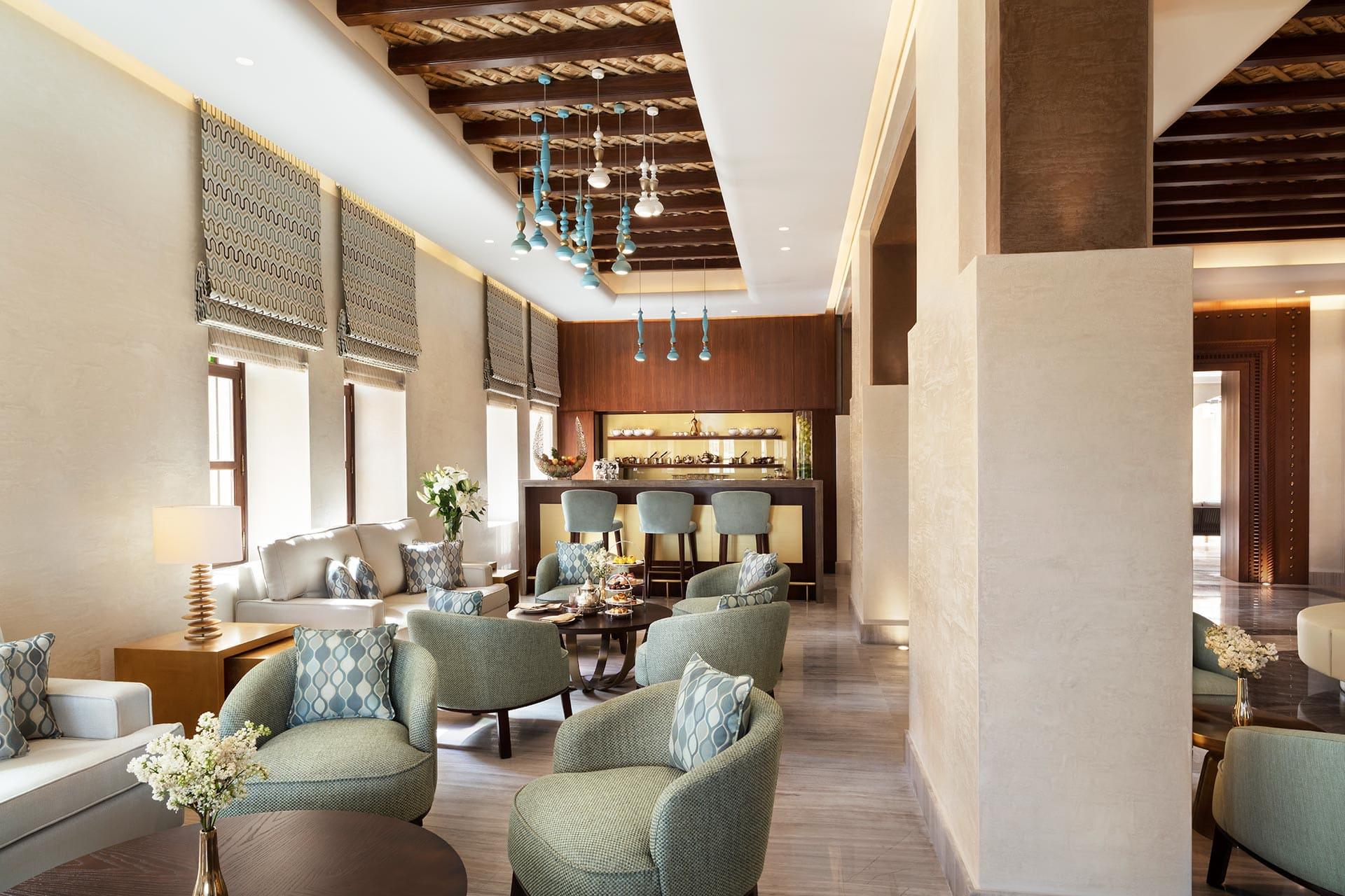 Souq Al Wakra Hotel Qatar by Tivoli - Lobby Lounge