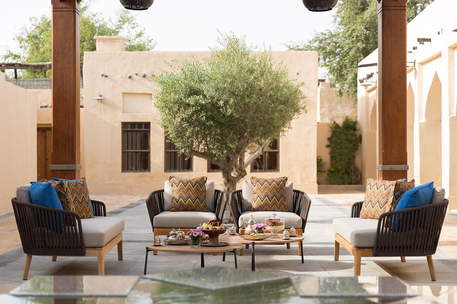 Souq Al Wakra Hotel Qatar by Tivoli - Spa Entrance