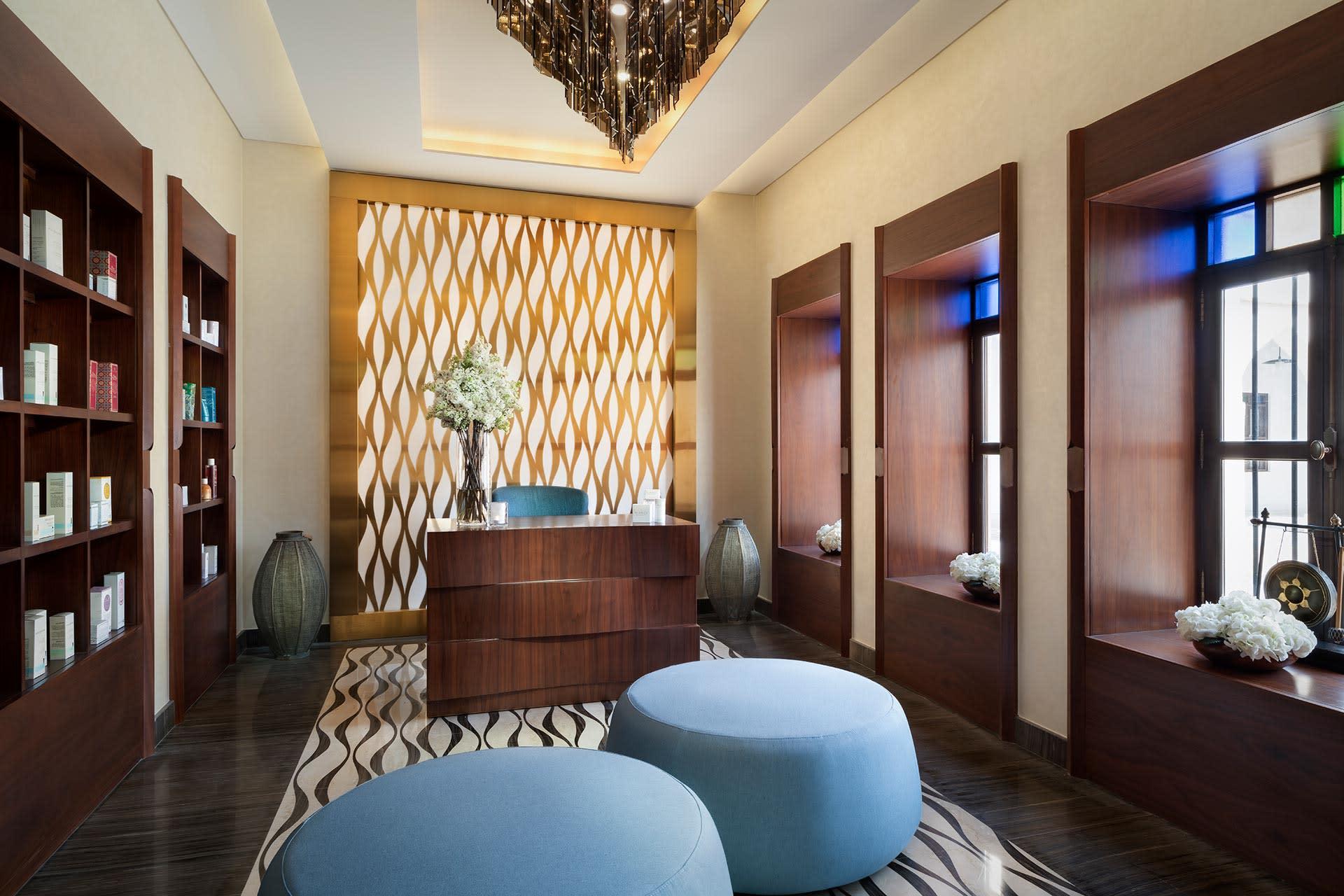 Souq Al Wakra Hotel Qatar by Tivoli - Spa Reception
