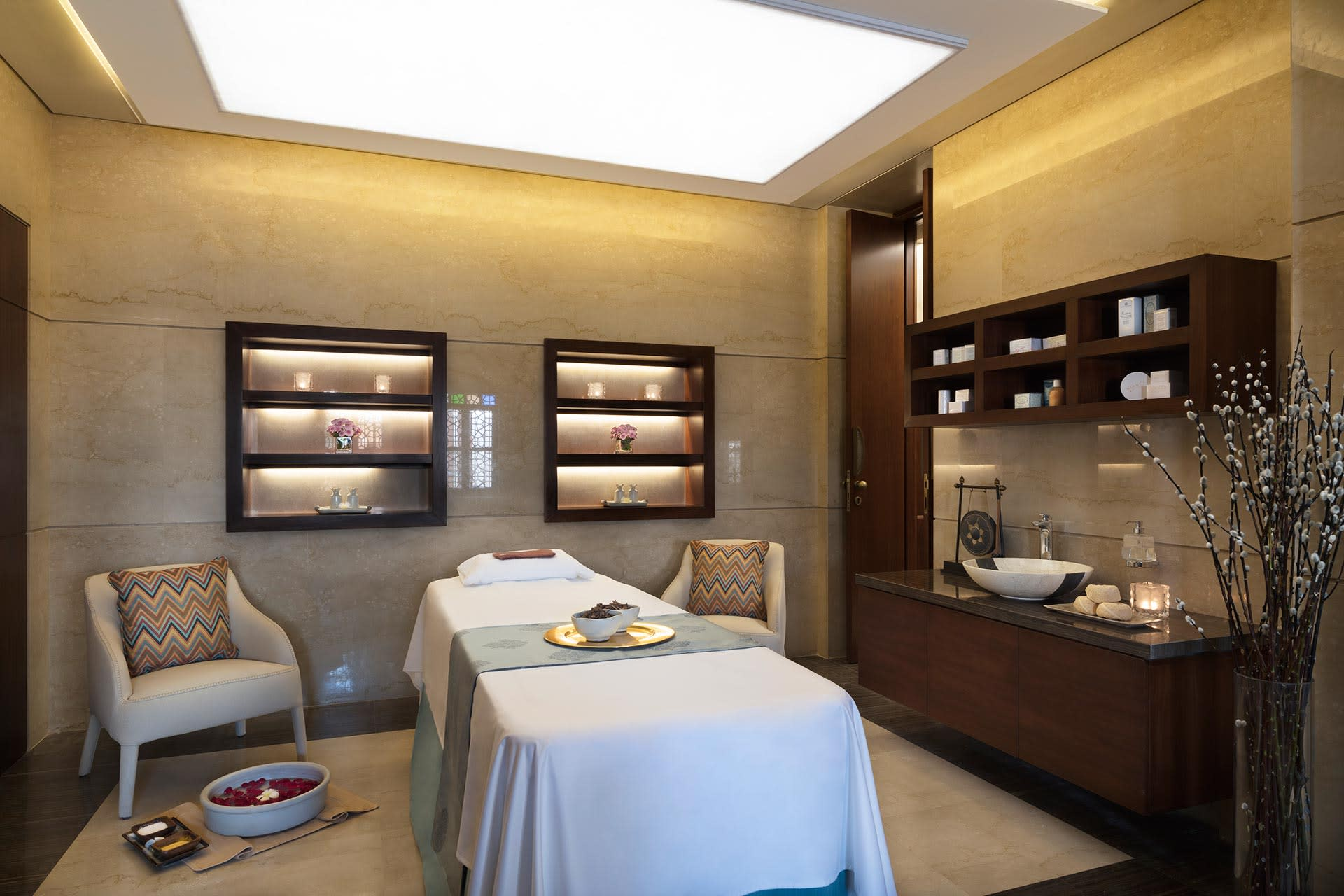 Souq Al Wakra Hotel Qatar by Tivoli - Spa Treatment Room