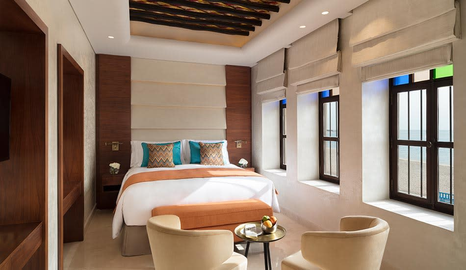 Souq Al Wakra Hotel Qatar by Tivoli - Superior Sea View Room